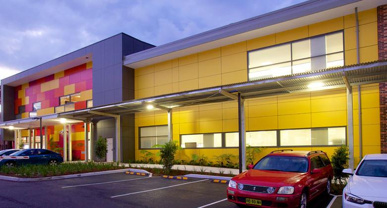 The Hornsby Ku-Ring-Gai Hospital